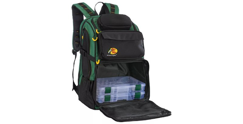Bass Pro Advanced Angler II Backpack