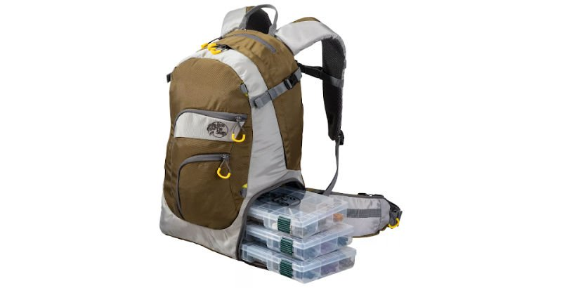 Bass Pro Shops Stalker Fishing Backpack