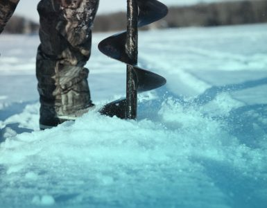 Best Hand Ice Augers