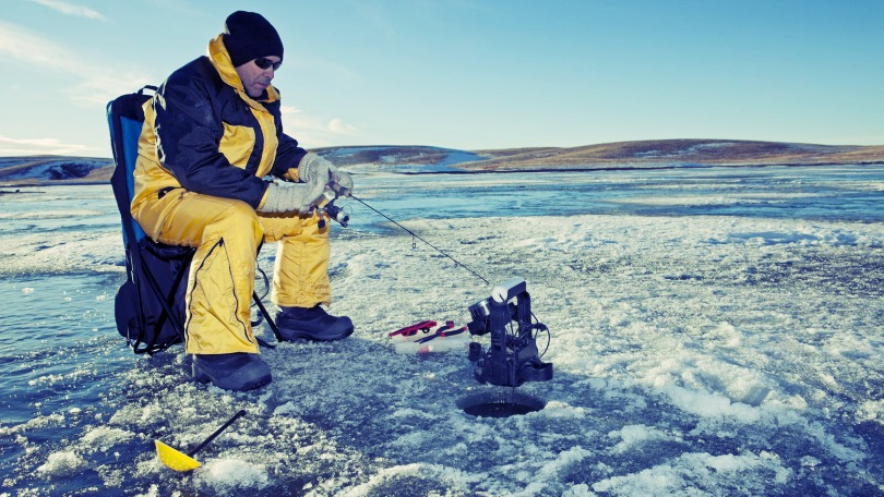 The complete ice fishing gear list tackle scout for New ice fishing gear 2017