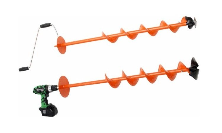5 Best Hand Ice Augers (2019 Reviews) ⋆ Tackle Scout