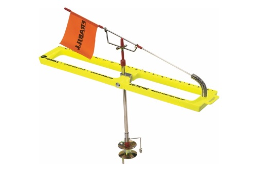 Flags Up 5 Best Ice Fishing Tip Ups Tackle Scout
