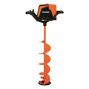 RAZR Lithium 40V Electric Auger Review 8in