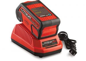 StrikeMaster Lithium 40V Battery and Charger