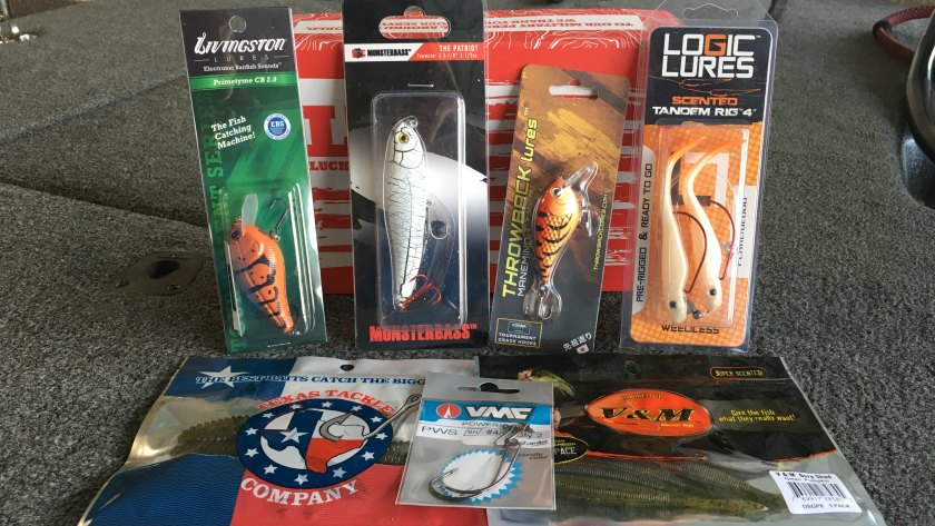 Lucky Tackle Box Review - Box 3