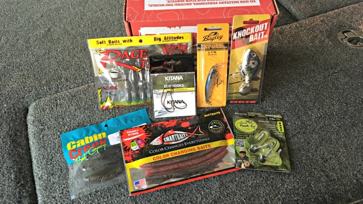 Lucky Tackle Box Review - Month 2