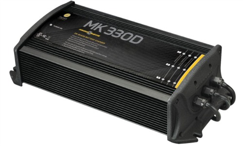 Minn Kota MK 330D - Best 3 Bank Marine Battery Charger