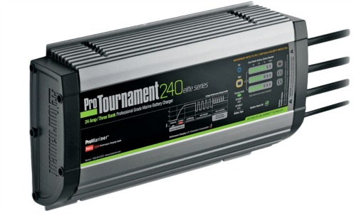 ProMariner Pro Tournament Onboard Charger Review