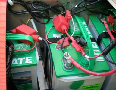 Choosing Marine Batteries