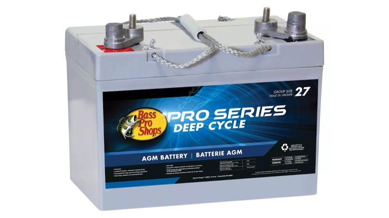 Bass Pro Shops Pro Series Deep Cycle AGM