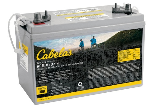 Cabelas Advanced Anglers AGM 30