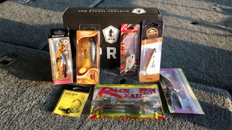 Mystery Tackle Box Review Box 7