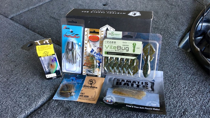 Mystery Tackle Box Review Box 9
