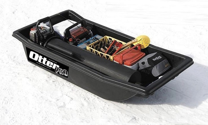 Best Sleds for Ice Fishing