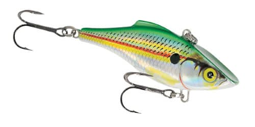 Rapala Rattlin Rap Emerald Shiner