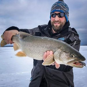 Top Lake Trout Ice Fishing Lures